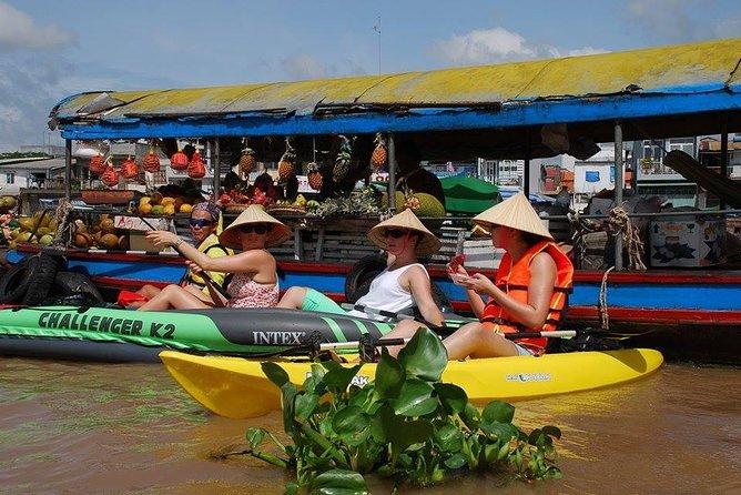 Mekong Delta Adventure Day Tour & Kayaking - Premier Small Group Tour