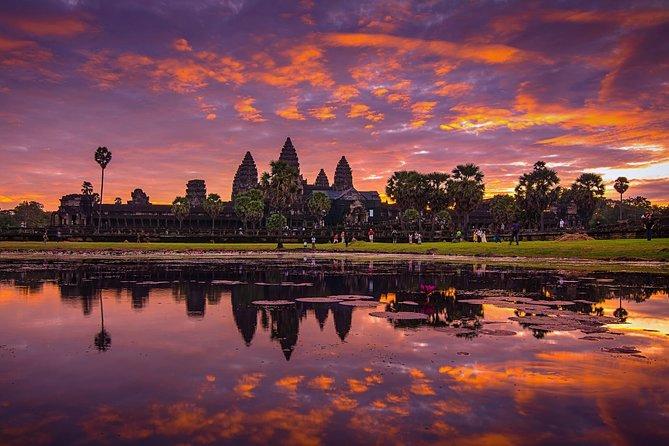 Siem Reap Angkor Temples & Tonle Sap lake 4-days