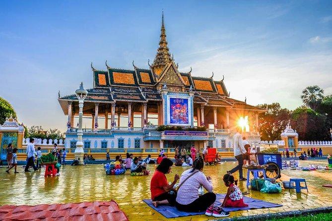 Phnom Penh - La meilleure visite de la ville toute la journée - Visite privée