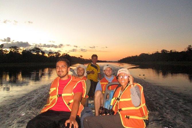 2-daagse Wildlife Observation Tour bij Curassow Amazon Lodge uit Iquitos, Peru