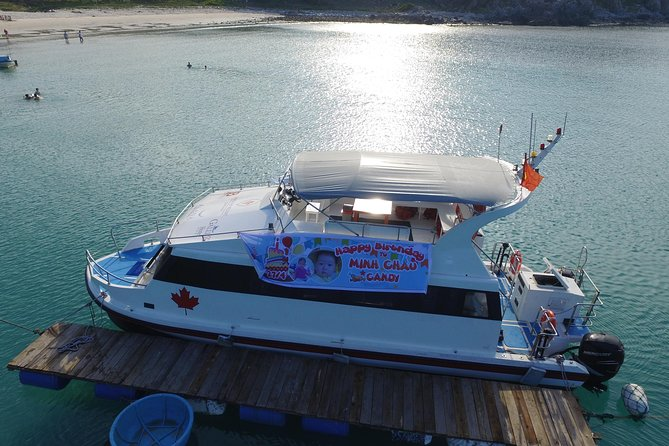 Private Mini Yacht Charter
