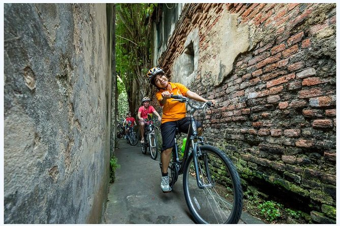 Discover Bangkok by Bicycle