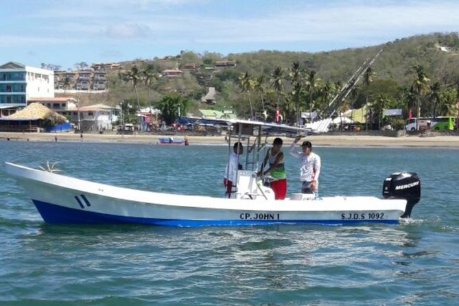 Private Boat Trip from San Juan del Sur