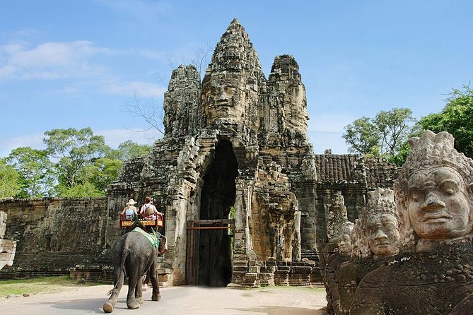 Angkor Temples Full-Day Tour (Private tour and Free for child)
