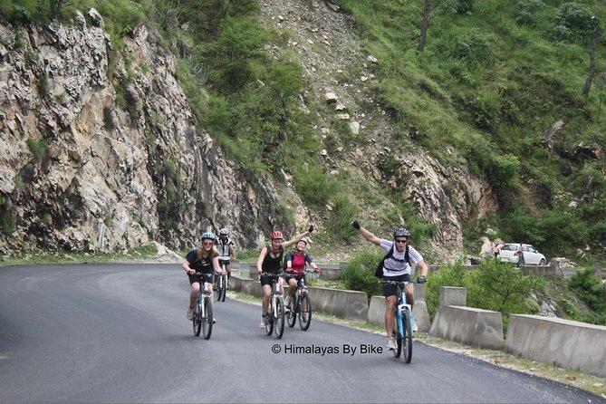 Manali Mountain Bike Sightseeing Tour