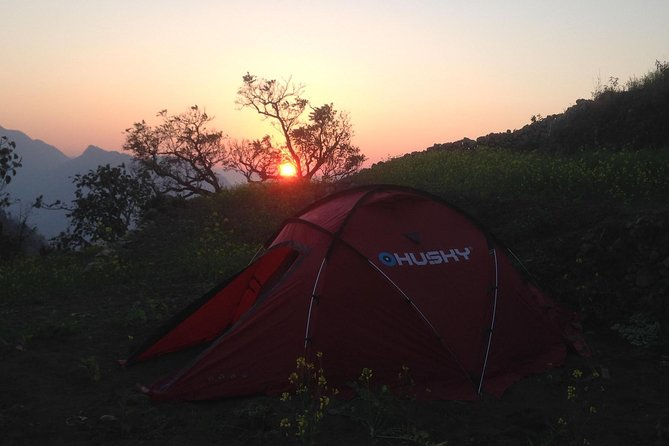 Camping and Trekking Tour 01 nights 02 Days