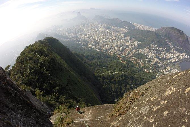 Christ Redeemer K2 Rock Climbing