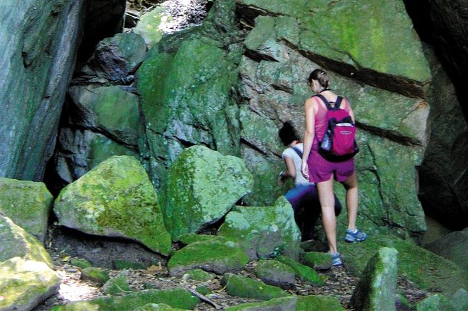 Caves Circuit Tour at Tijuca National Park