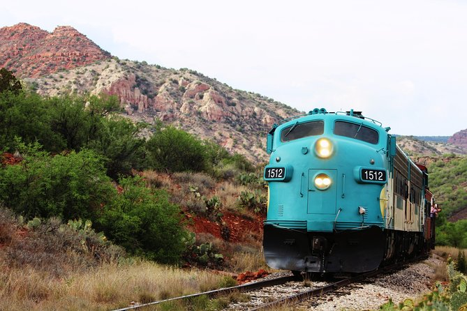 Verde Canyon Railroad Adventure