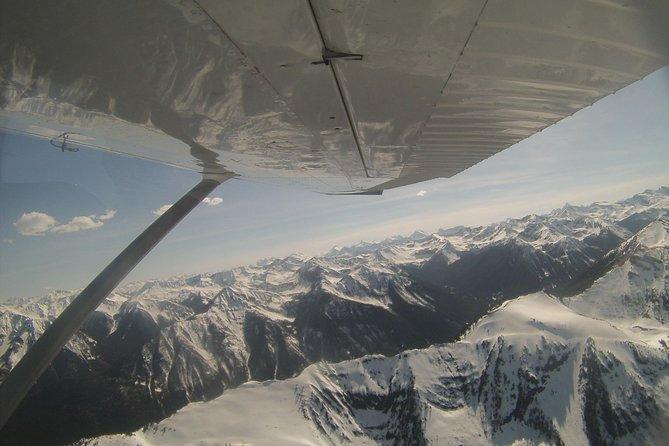 Tandem Skydive Over the Canadian Rockies 2019 - Kootenay Rockies