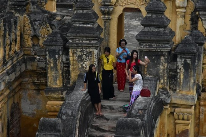 Private Mingun Village and Surroundings Tour From Mandalay