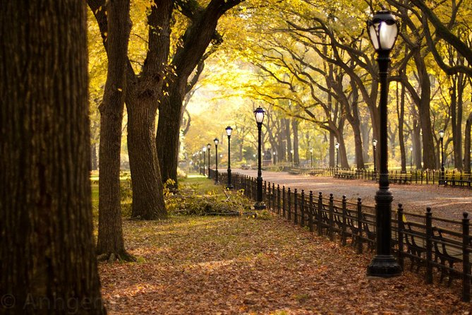 Zonsondergangtour door Central Park