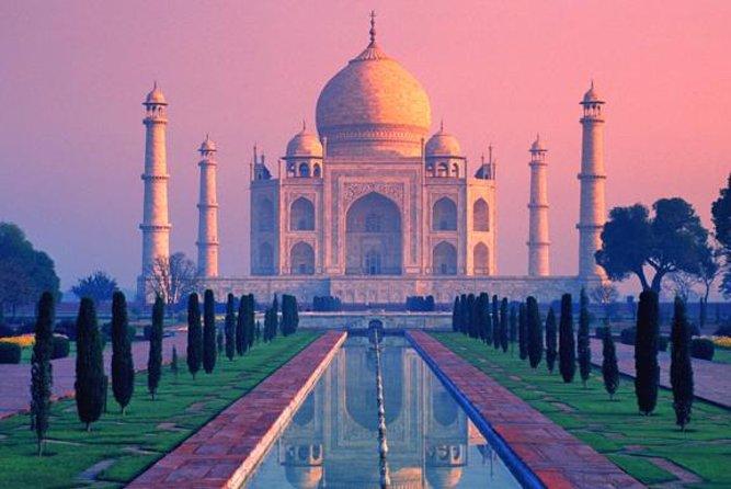 Excursão particular ao nascer do sol a Taj Mahal na cidade de Agra