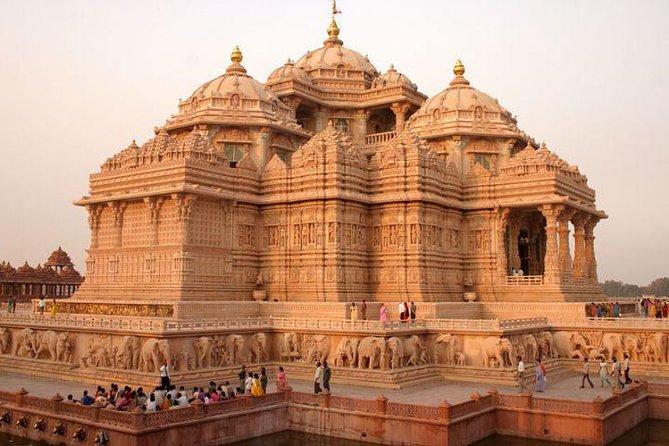 Full Day Tour Of Old Delhi & Delhi S Temples