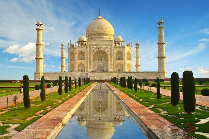Excursão privada de dia inteiro no Taj Mahal e Agra City Tour