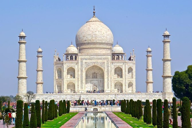 2-Night Private Taj Mahal and Agra Tour from Cruise Port