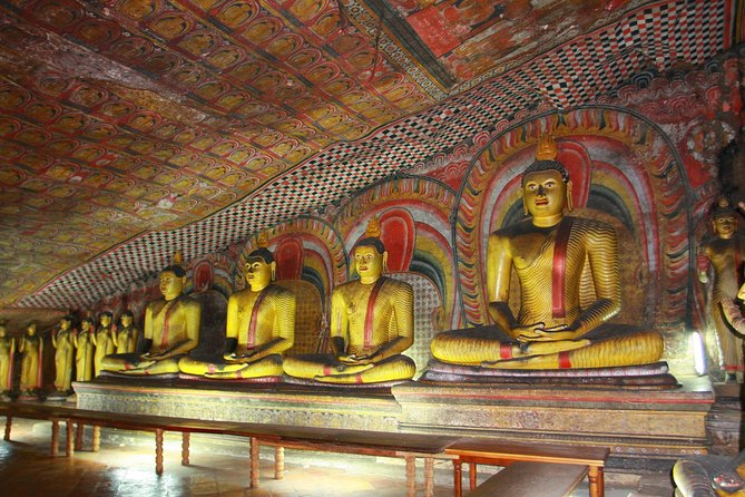 Sri Lanka Historical and Heritage Tour of 7 Days with Ayurveda Treatment