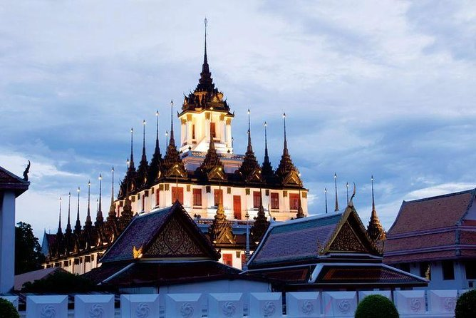 Bangkok's Hidden Treasures Walking Tour