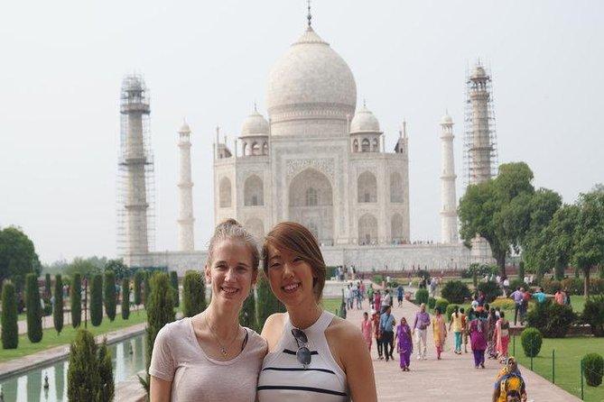 Delhi Dharshan Tour with Taj Mahal