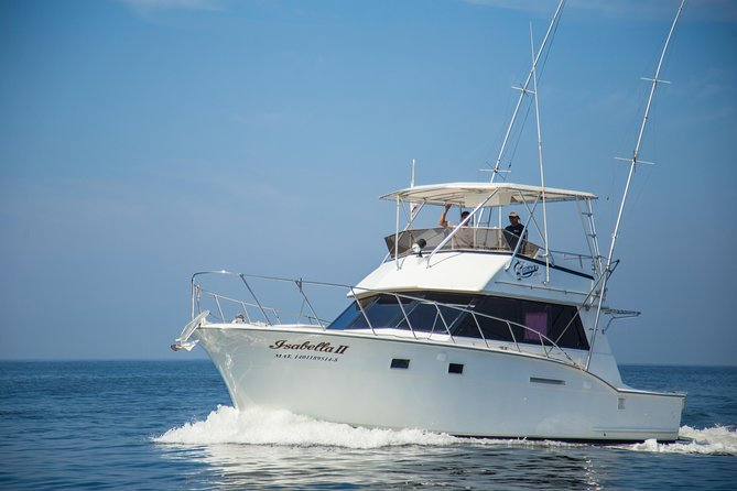 Private Fishing Trip 42' - 46' Luxury Boats