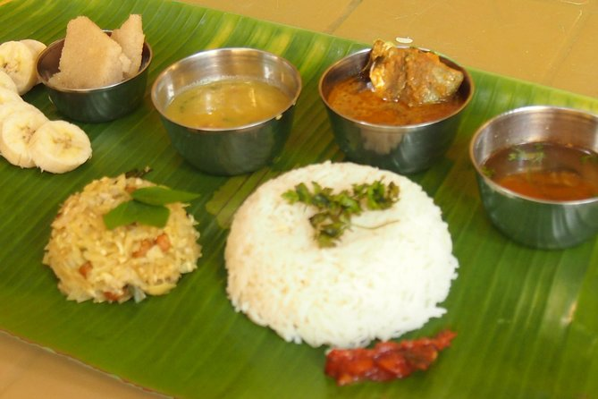 Indiase kookles in Pondicherry