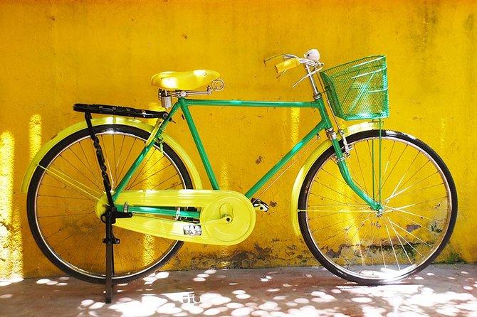 Pondicherry City Bike Tour with Breakfast