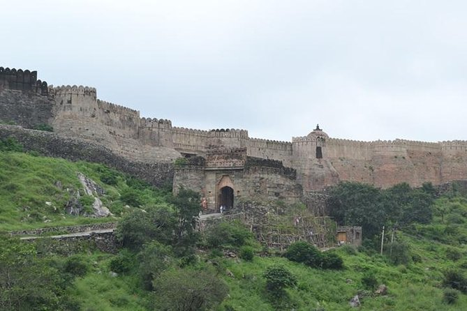 Private Tour: Day Trip to Kumbhalgarh from Udaipur