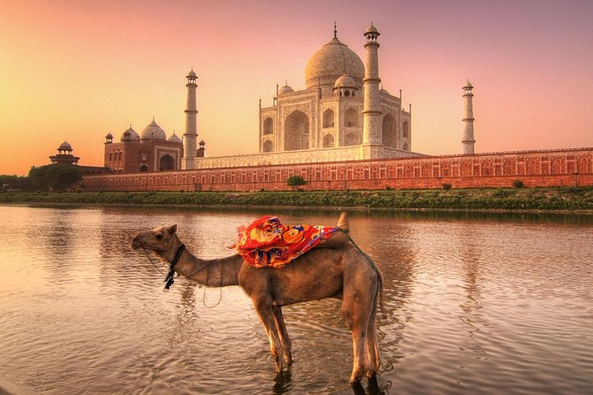 Private 7-Night Tour of the Golden Triangle in Rajasthan from Delhi to Udaipur