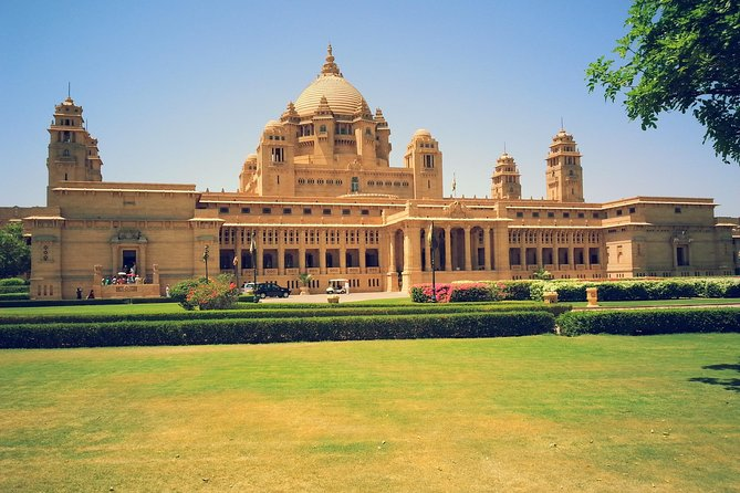 Private Tour of Jodhpur from Jaipur with Transportation to Udaipur