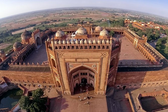 Jaipur To Agra Drop With Optional Visit To Fatehpur Sikri & Abhaneri Step Well's