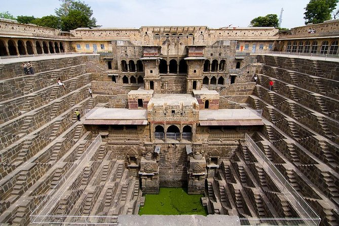 Day Trip to Haunted Bhangarh & Abhaneri Stepwell Wid Lunch,Guide&Entry(Optional)