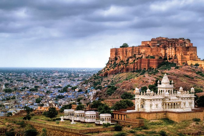 Private Guided Jodhpur City Day Tour From Jaipur With Lunch & Entry (Optional)