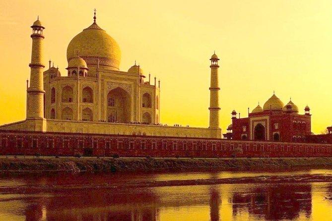 4 Days Private Tour of Agra- Taj Mahal, Fatehpur Sikri, Chand Baori & Jaipur City Tour From New Delhi