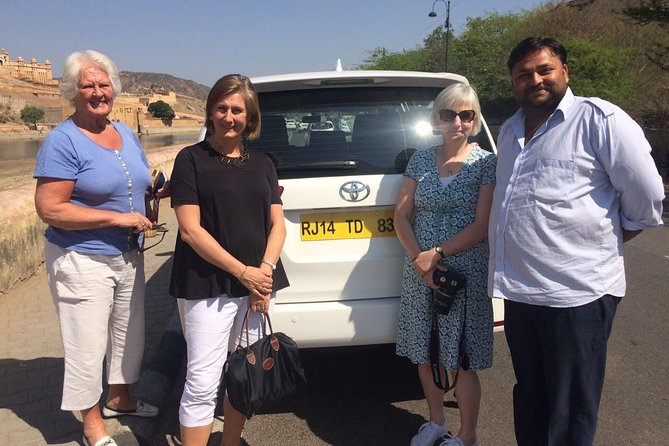 8 Days Private Car and Driver Rental For Golden Triangle & Rajasthan Tour