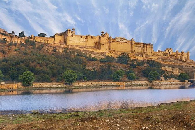 4 Days Guided Tour of Jaipur & Jodhpur With Drop at Udaipur With Lunch & Hotels
