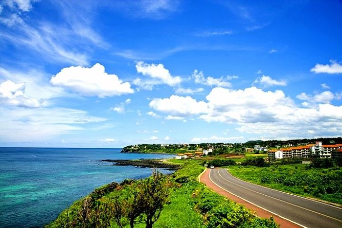 Private Full Day Tour of UNESCO Global Geo Park in West Jeju Island