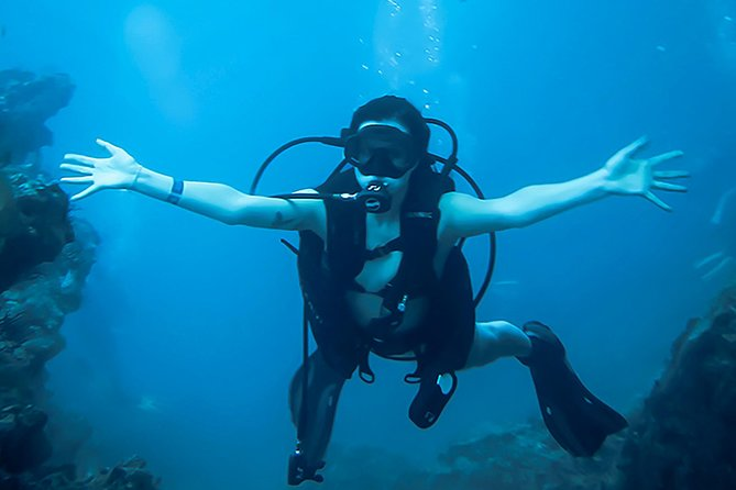 Scuba Diving Marietas Islands