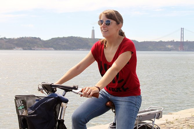 Lisbon bike and SUP Tour