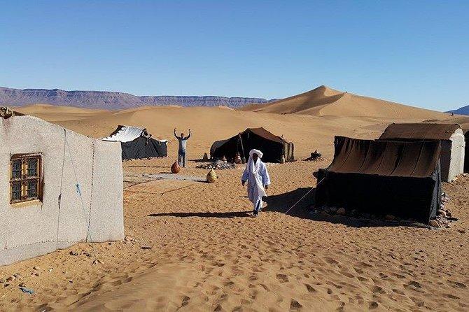 Overnight Sahara Tour from Marrakech
