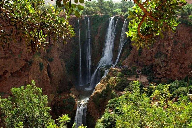 Ouzoud-watervallen-dagtour vanuit Marrakech