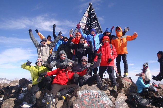 Mount Toubkal Ascent 2 Dagen Trek