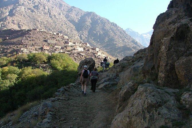 Dagtrip naar de Imlil en het Atlasgebergte vanuit Marrakech