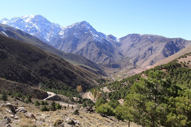 Atlas Mountains and Three Valleys: Guided Day Excursion from Marrakech
