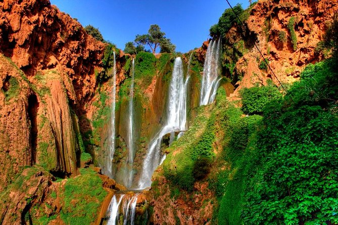 Private Day Trip to Ouzoud Waterfalls
