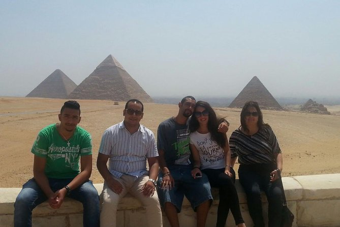 Day-Tour of Cairo Highlights and Giza Pyramids from Cairo