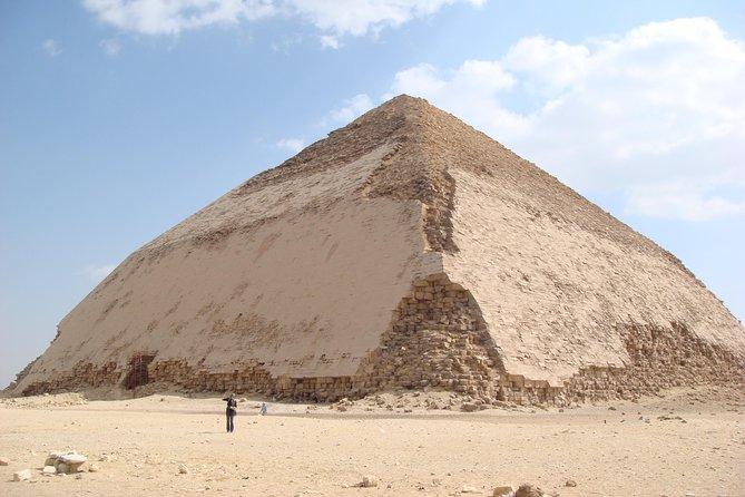 4 days Cairo Private Tour with Saqqara, Dahshur, Giza Plateau