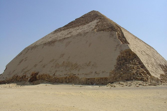 Private Day-Trip to Giza Saqqara and Dahshur from Cairo