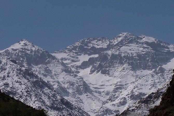 2-daagse Mount Toubkal-klim vanuit Marrakech