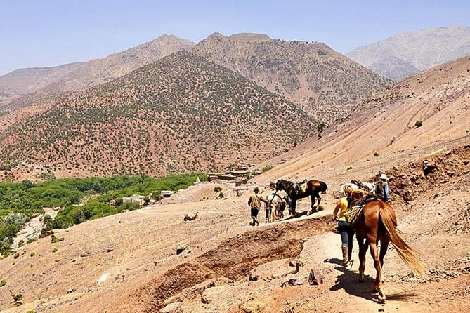 Half-Day Horse Riding Tour in Atlas Mountains from Marrakech