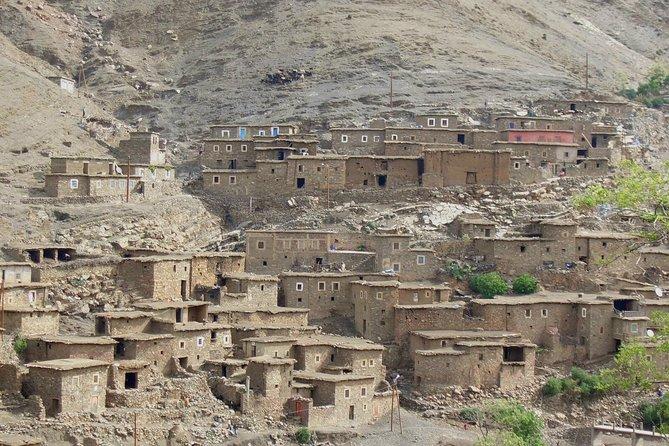 3-daagse Berberdorpen Wandeling vanuit Marrakech